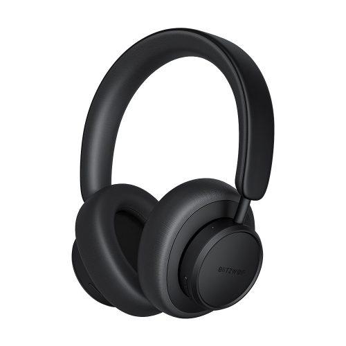 Blitzwolf® BW -ANC5 - Bluetooth headset s aktívnym potlačením hluku. HD Bass, 50 hodín používania