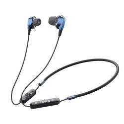 BlitzWolf-BW-BTS4 Bezdrôtový Sport Bluetooth headset (IPX5 vodotesná, magnetická hlavica)