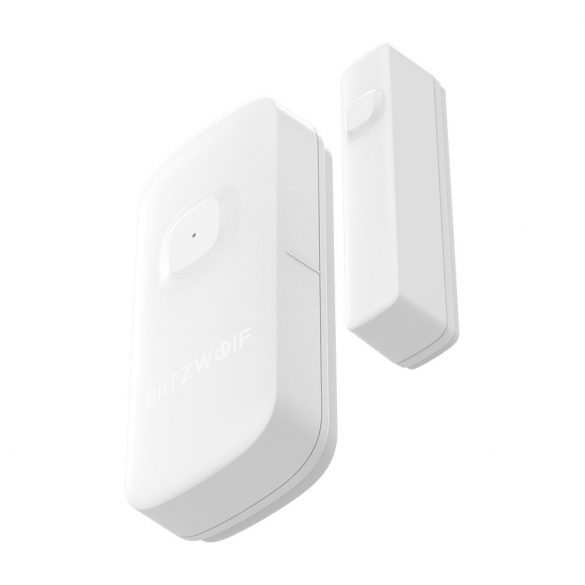 Blitzwolf® BW-IS2 Smart WiFi Door and Window Sensor - ZigBee control
