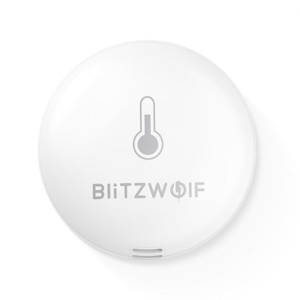 Blitzwolf® BW-IS8 Smart Batériový ZigBee senzor teploty & vlhkosť