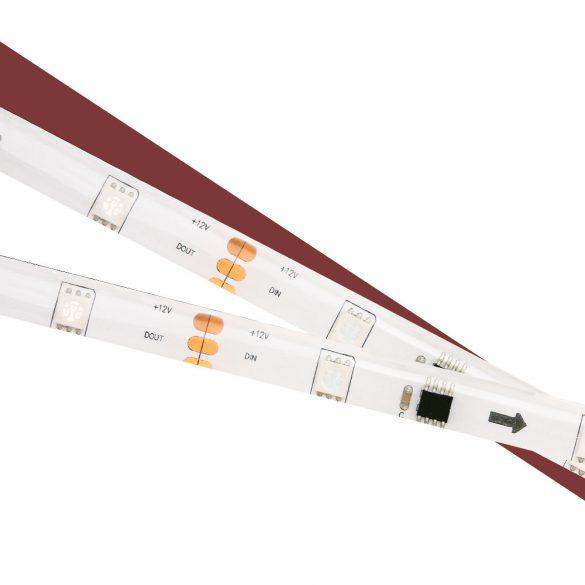 Inteligentný LED pásik BlitzWolf® BW-LT33 - dlhý 5 m, diaľkové ovládanie aplikácií a IR, hudobný režim, rôzne svetelné efekty