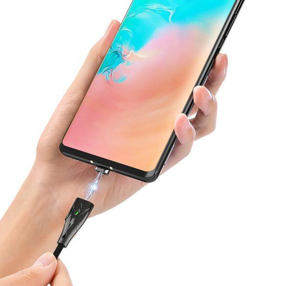 1,8 metrový kábel USB typu C s magnetickou odnímateľnou hlavou - BlitzWolf® BW-TC20