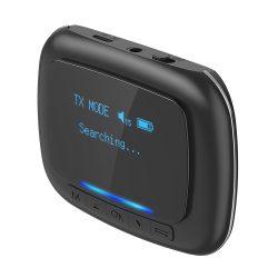 Blitzwolf® BW-BR6 Bluetooth V5.0 (aptX Low Latencyfor Bluetooth®) Adaptér ako prijímač aj vysielač