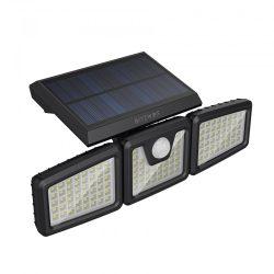 BlitzWolf BW-OLT4 s Vonkajšia solárna lampa - detektorom pohybu, odolný voči vode IP64