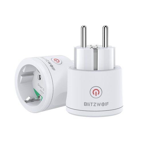 Blitzwolf® BW-SHP13 ZigBee 3.0 WiFi Smart Socket - 220V; 16A