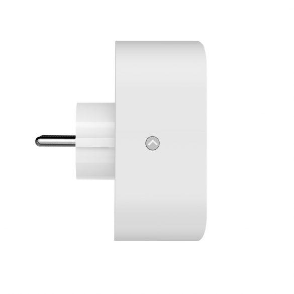 3840W EU WIFI Smart Socket - BlitzWolf® BW-SHP7 Wifi Smart Socket can integrate with Amazon Echo, Google Home and IFTTT.
