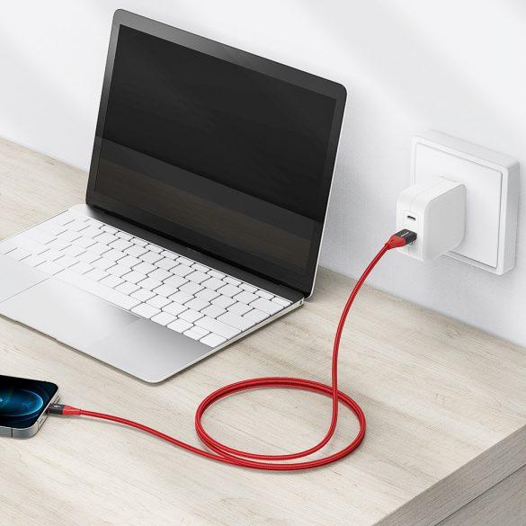 90 cm Apple Lightning kábel pre všetky Apple zariadenia a iPhony typu - BlitzWolf Ampcore BW-MF9 Pro