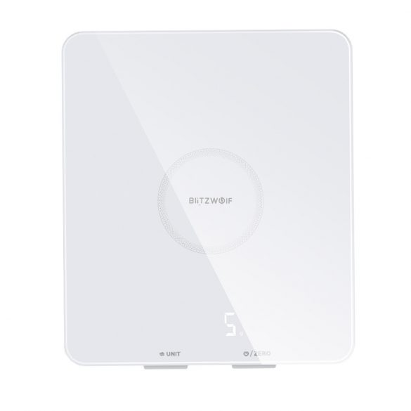 Blitzwolf BW-SC4 - Kuchynská váha digitálny, max.5kg, presnosť na 1g