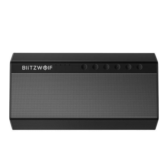 BlitzWolf® BW-AS2 Bluetooth prehrávač so zabudovaným subwooferom, 5200mAh 40W