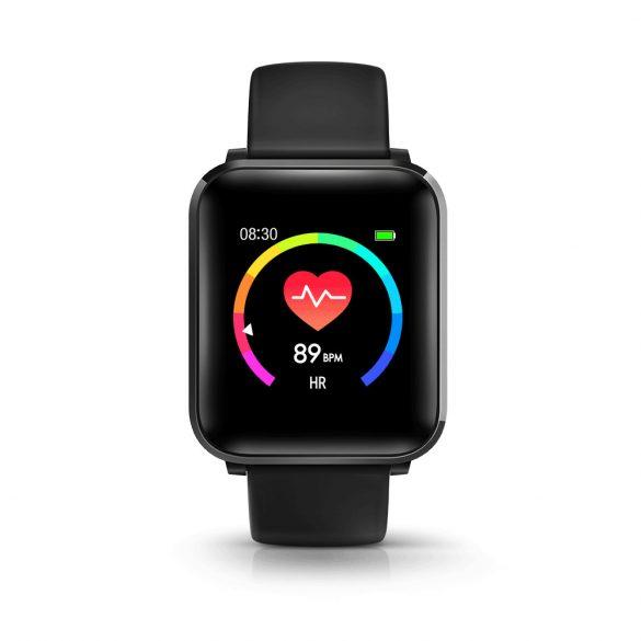 BlitzWolf® BW-HL1 1,3 'IPS 8, športový režim, IP68, viacjazyčný displej, krvný tlak, O2, 15denný pohotovostný režim, inteligentné hodinky
