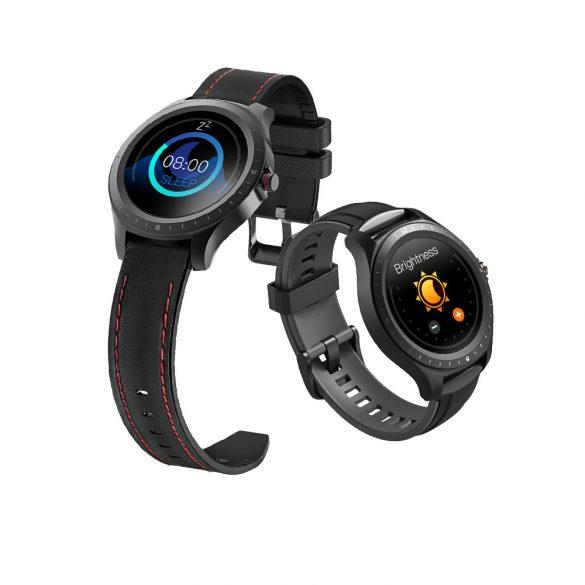 BlitzWolf® BW-HL2 1,3 'IPS 8, športový režim, IP68, viacjazyčný displej, krvný tlak, O2, 15denný pohotovostný režim, inteligentné hodinky