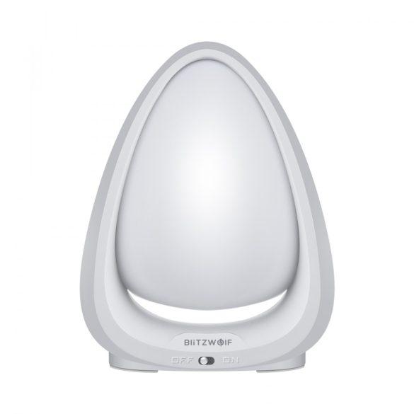 LED farebný nočný svetelný indikátor Dotyková lampa - BlitzWolf® BW-LT9 Farebná nočná lampa Dotyková lampa 4000K Teplota farebného svetla 240 ° Úhel osvetlenia Inteligentný svetelný režim