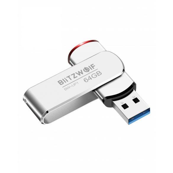 USB 3.0 Flash disky - BlitzWolf® BW-UP1 -prenosné USB kľúče, 64 GB
