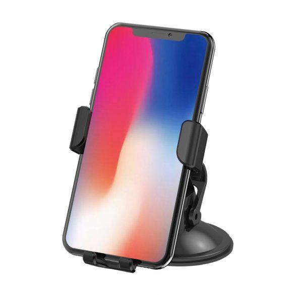 BlitzWolf® BW-CW1 - Držiak na mobilný telefón do bezdrôtovej nabíjačky