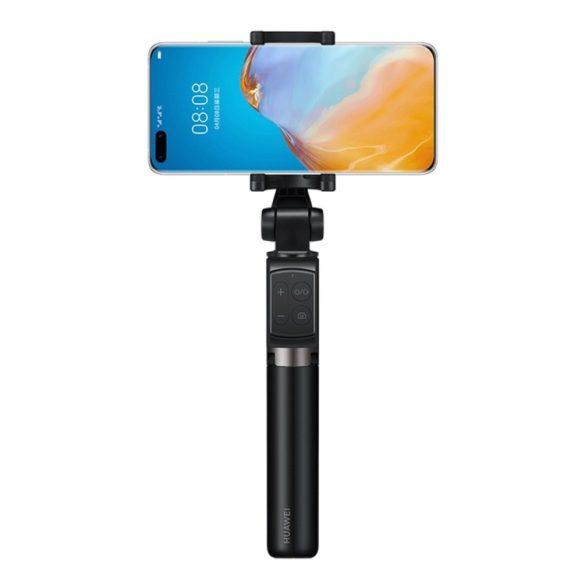 Huawei Bluetooth selfie tyč + statív - odnímateľné bluetooth diaľkové ovládanie s funkciami zoom s prepínaním videa / obrazu, max. Dĺžka 640 mm