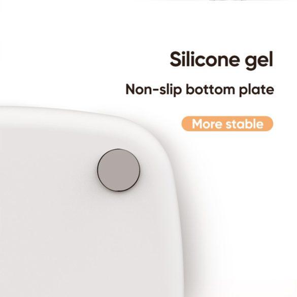 Držiak na stolný telefón Joyroom, vysoký 260 mm, hliníkové telo - čierne