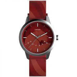 Lenovo Watch 9 smart hodinky: Monitor teploty, krvného tlaku a srdcového rytmu - červená